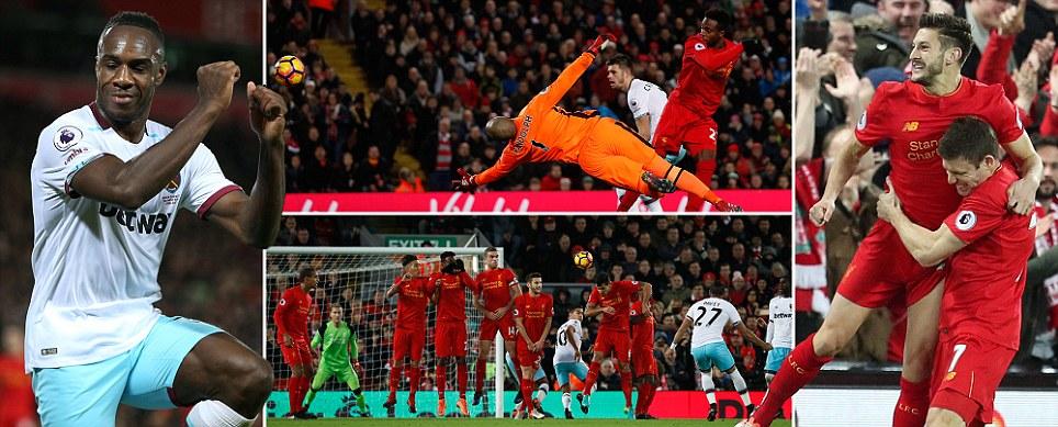 Anfield ah Liverpool leh West Ham Inngam tawk!