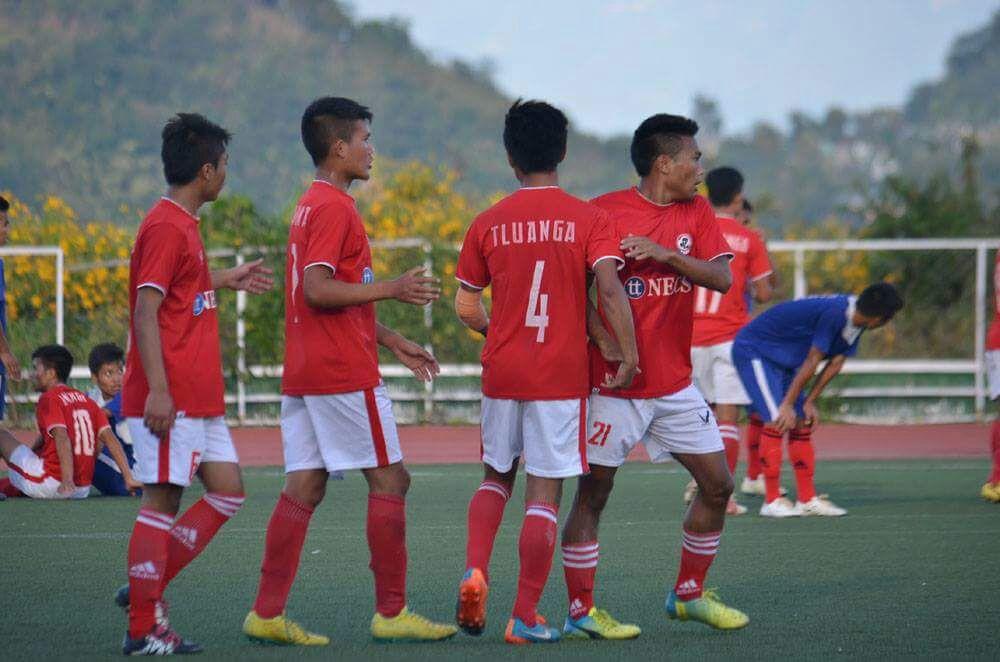Aizawl FC Academy-in thilmak thlentir
