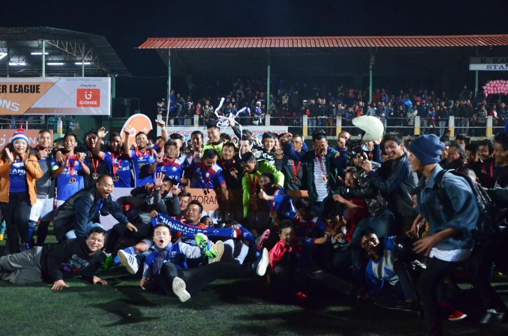 MPL5-ah Chanmari FC an champion