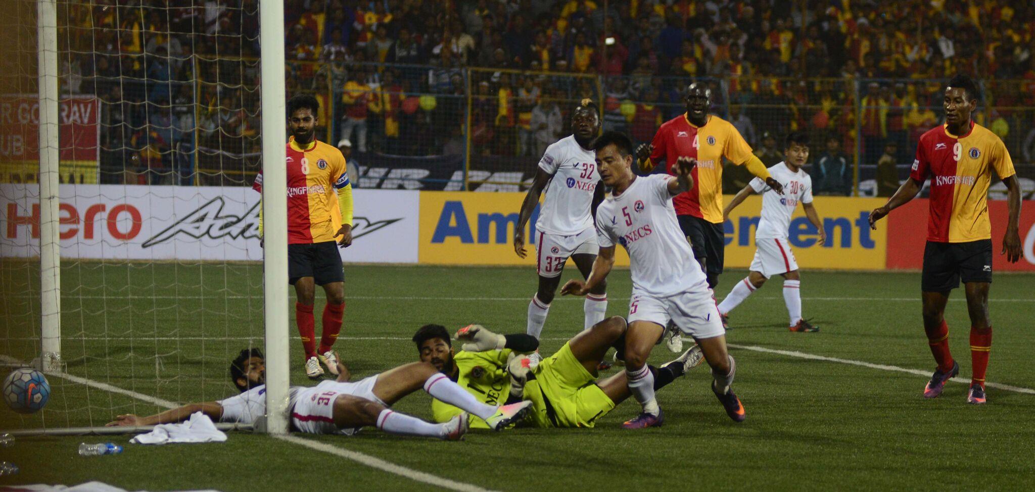 East Bengal-in Kolkata-ah AFC an draw hram – Rooney Opa