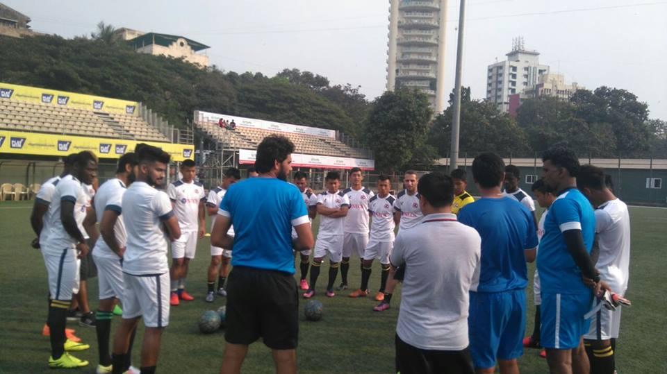 AIZAWL FC – IN MUMBAI FC TLAWH DAWN