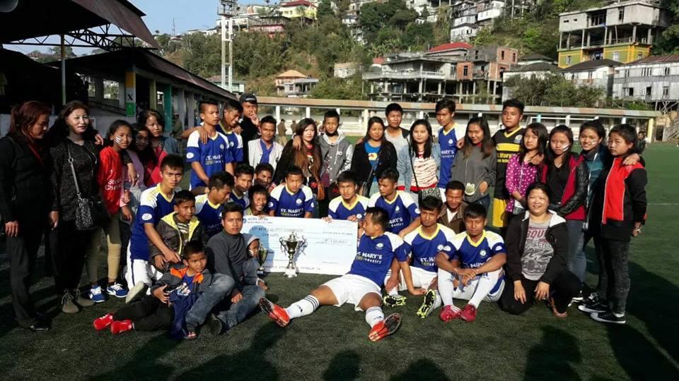 MFA CUP-AH CHAMPHAI AN CHAMPION – Lawmkima Hmar
