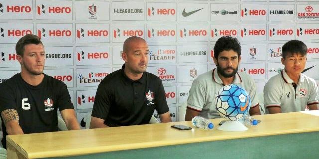 ZANINAH DSK LEH AIZAWL FC
