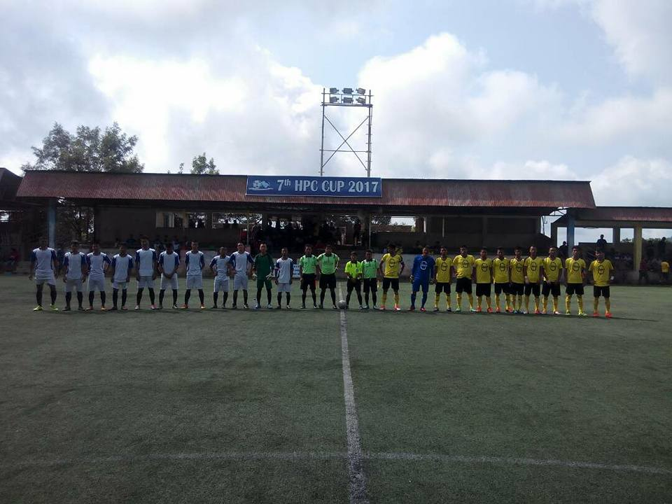 HPC CUP 2017 FINAL KHEL TUR A HRIAT TA – Lawmkima Hmar