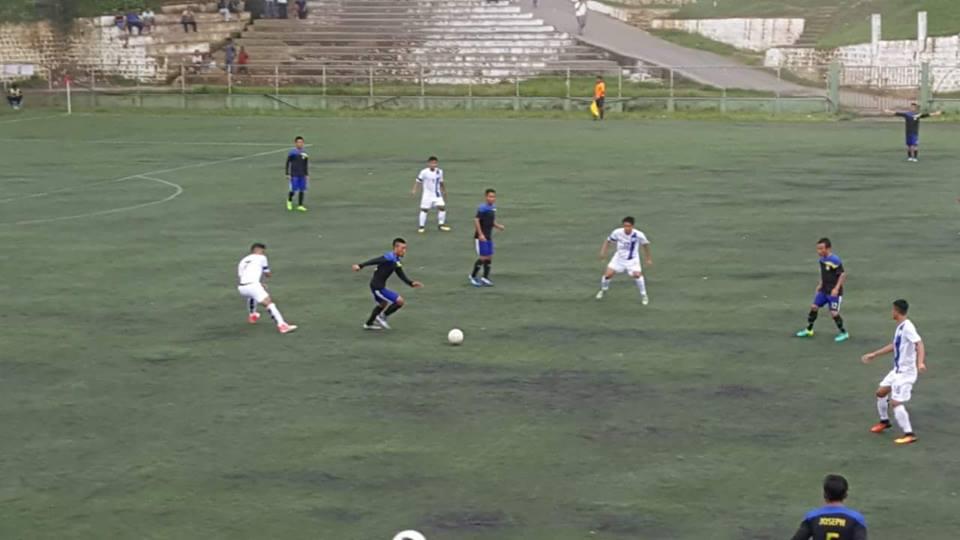 I-DAY FOOTBALL : NAKTUKAH ENGKIM A CHIANG DAWN