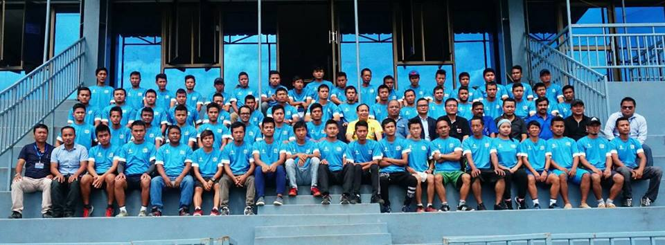 Referee Development Course tan ta