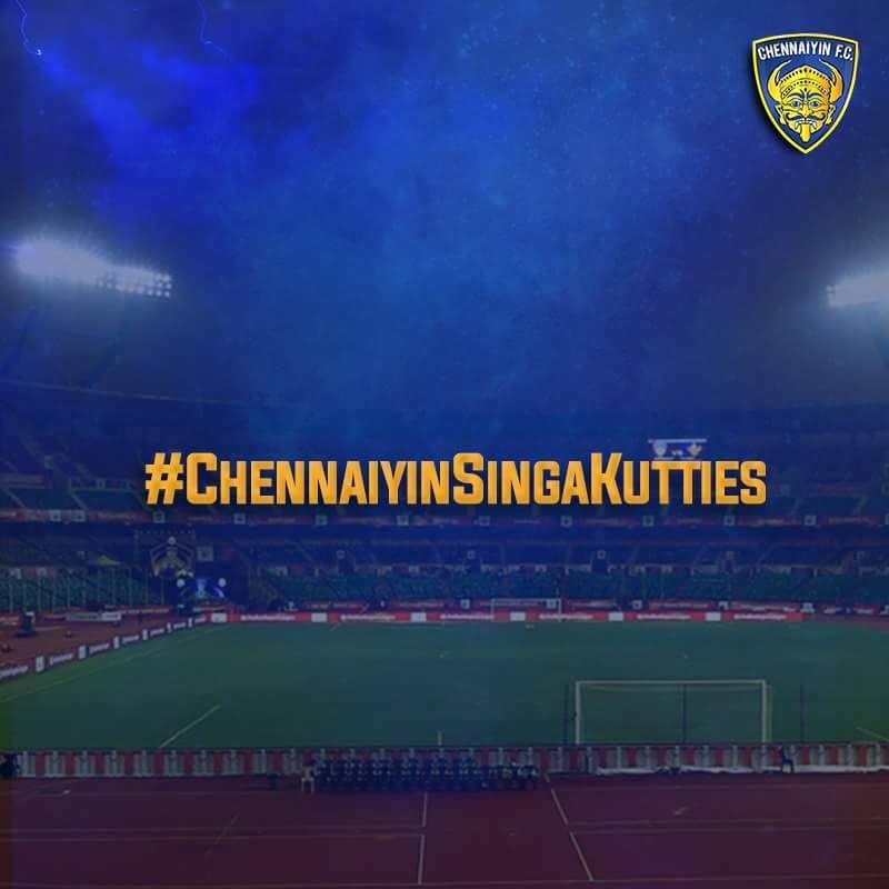 Chennaiyin FC – in Mizo rawlthar pali lalut !