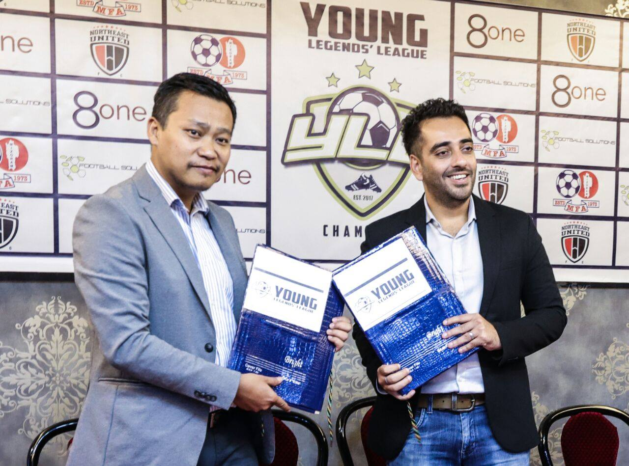 India rama a vawikhat nan Mizoramah Young Legends' League