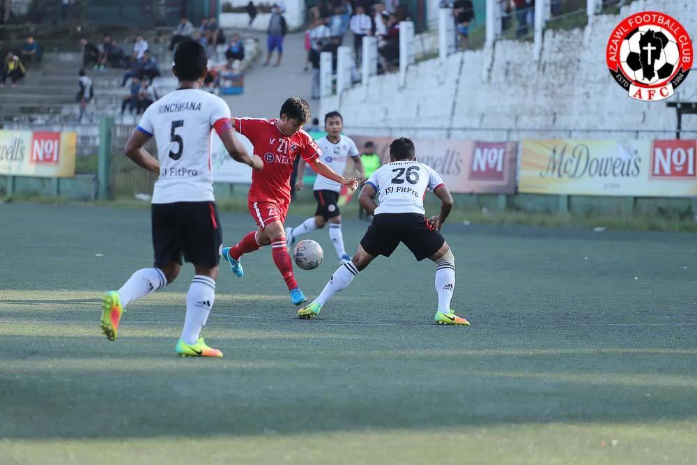 MPL6 : CHHINGA VENG AN TLAWM; LAMMUALAH AIZAWL FC AN LAM