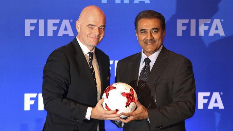 FIFA IN AIFF A KHAK