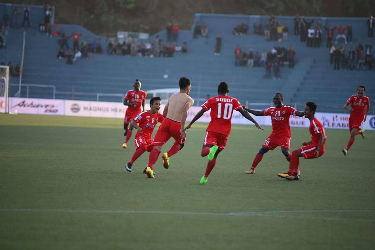 AIZAWL FC IN GOKULAM LUHCHILH DAWN – Rooney Opa