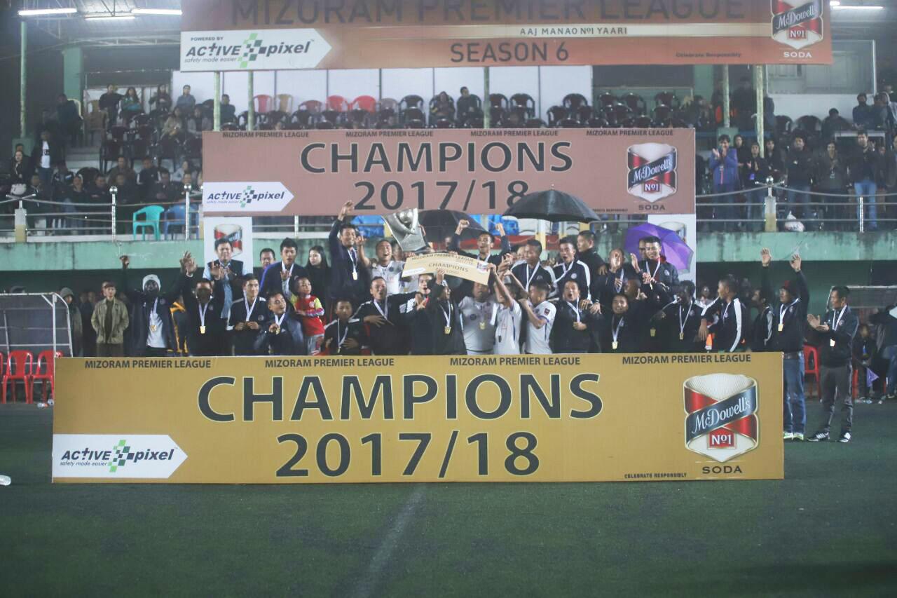 MPL CHAMPION THAR CHHINGA VENG FC