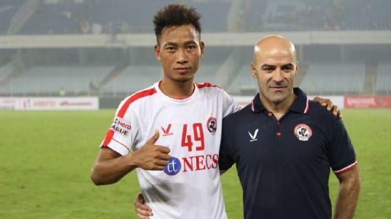 I-League : Kolkata a tlawm duh lo Aizawl FC