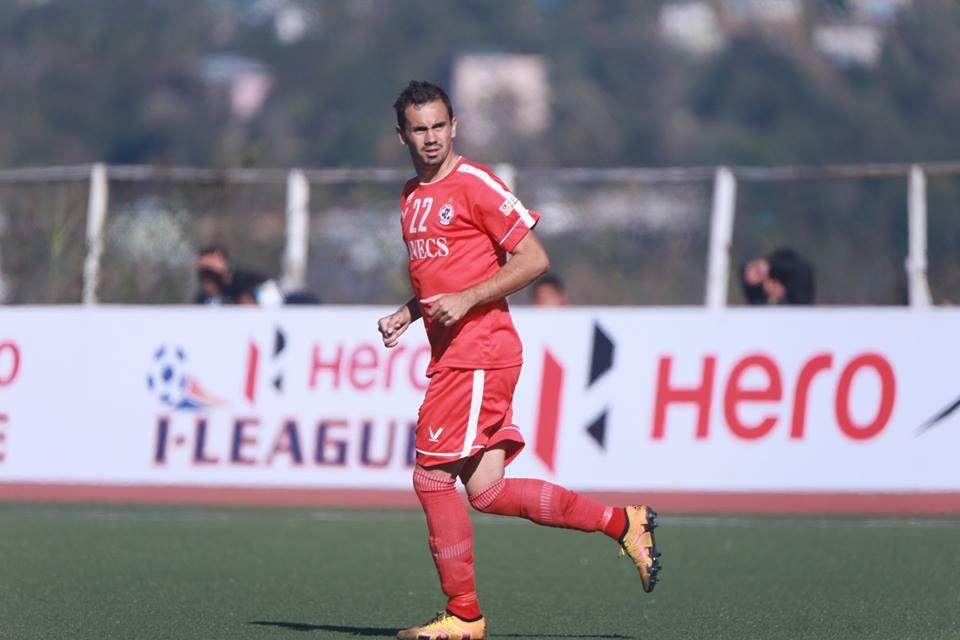 Khualmualah Aizawl FC an chungnung – Zara
