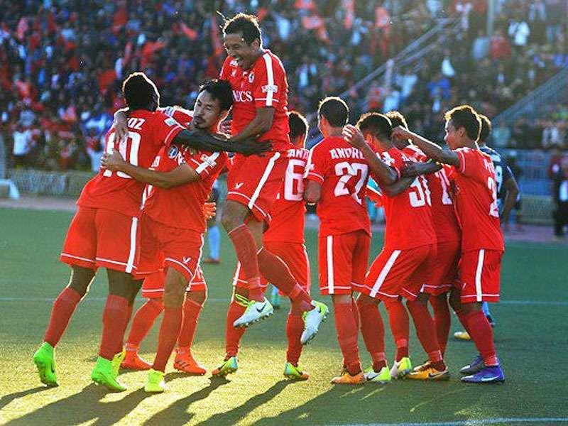 AIZAWL FC IN MOHUN BAGAN LUHCHILH DAWN – Rooney Opa