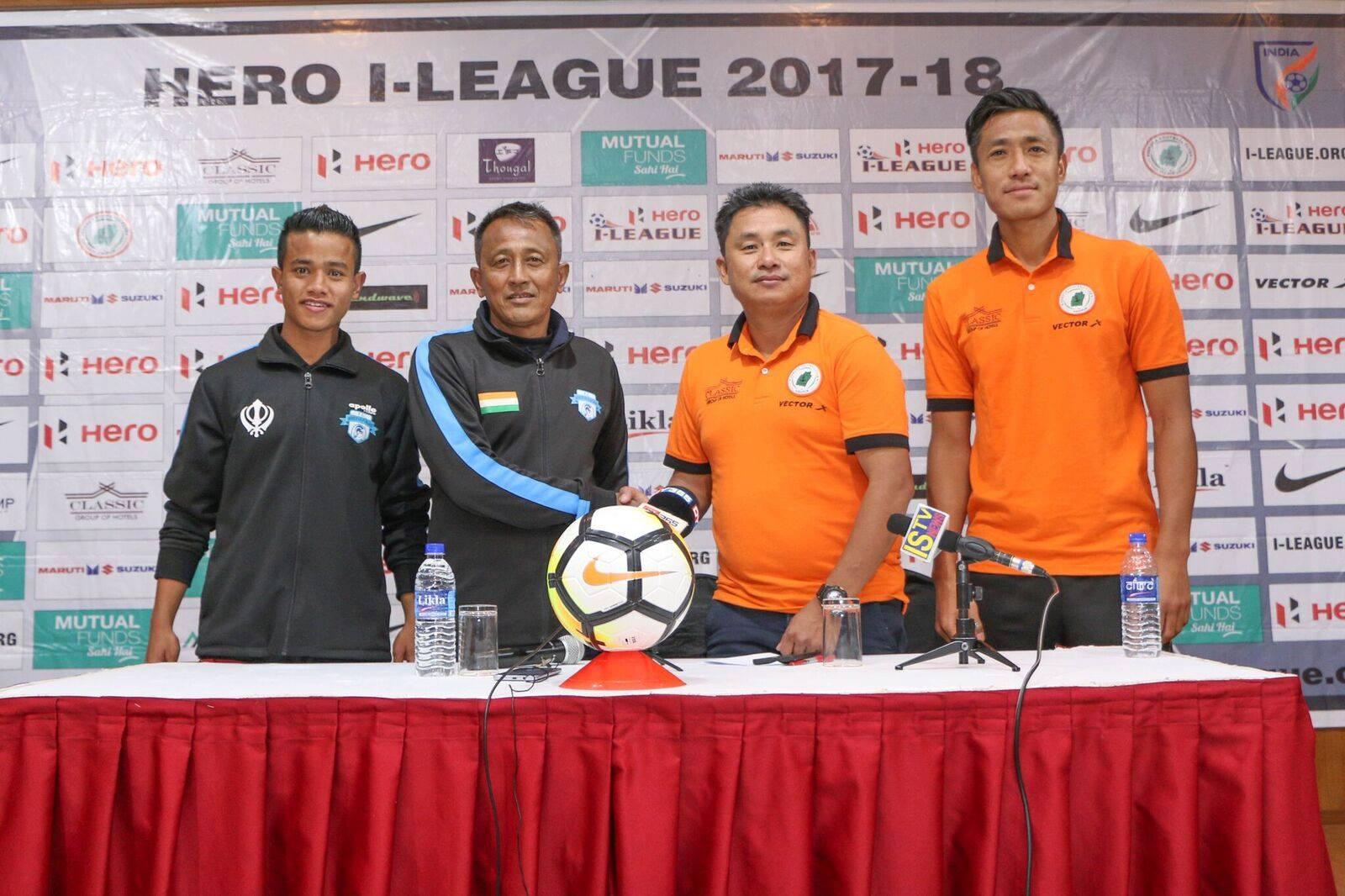 I-League ah Manipuri coach pahnih inchibai