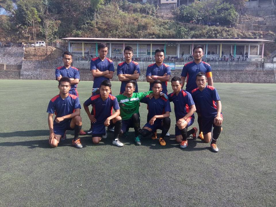 HPC Cup 2018 : A RUH NO NO CHHUAKAH – Lawmkima Hmar