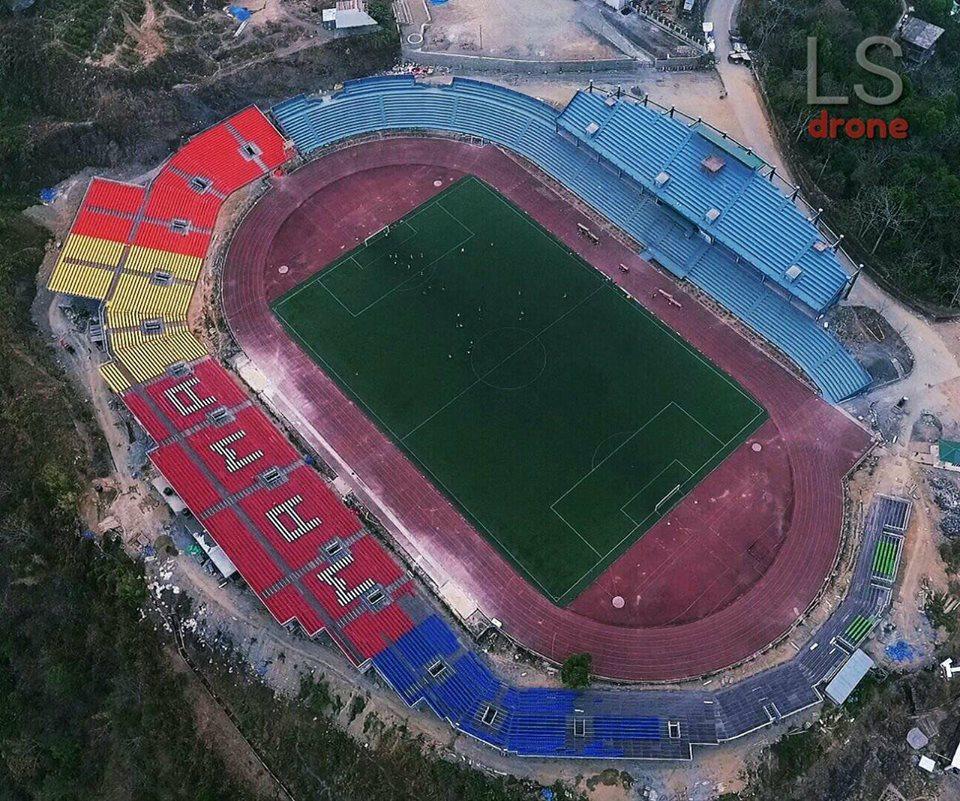 RG Stadium-a thutna thar hi tuin nge hlawk pui ? – Zara