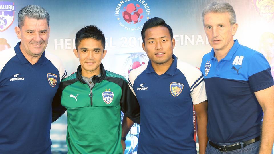 Zaninah Indian Super League final