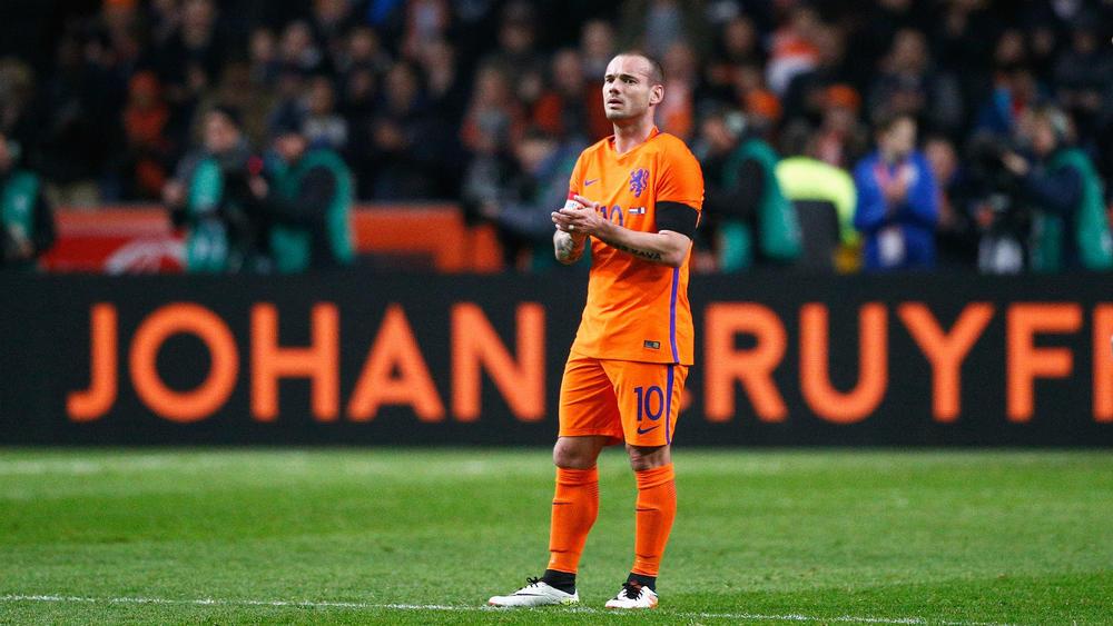 Sneijder a chawl ta