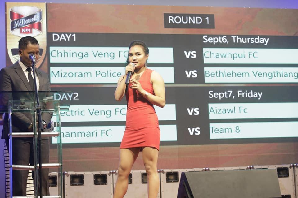 Mizoram Premier League Season 7 Fixtures