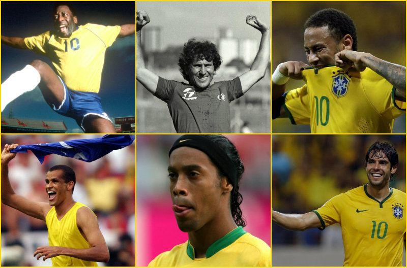 BRAZIL TAN A No.10 HA THEI THA ZUAL TE