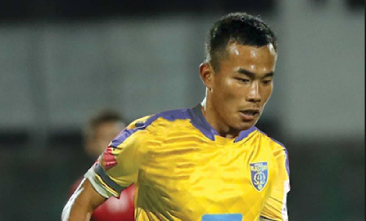 ISL : Odisha FC- ah Samuel Lalmuanpuia