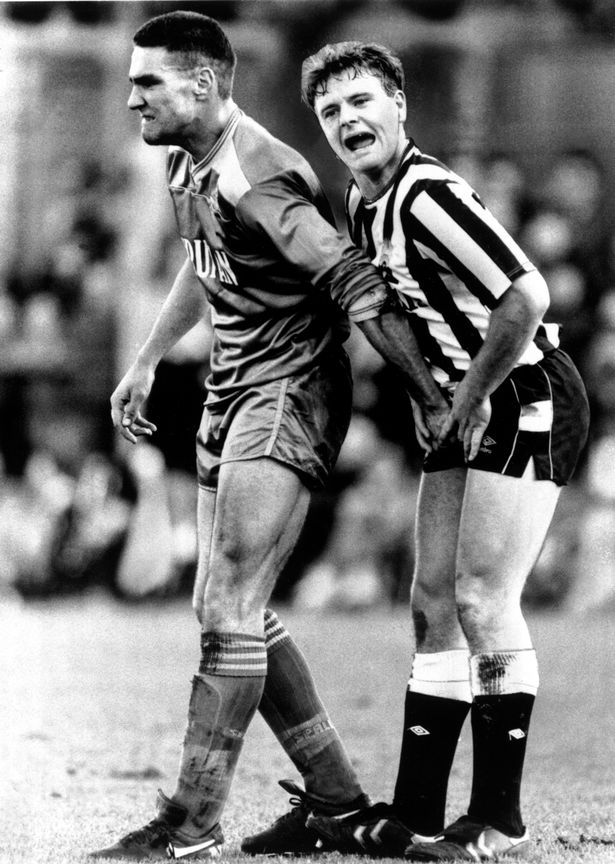 PAUL GASCOIGNE – Part-II