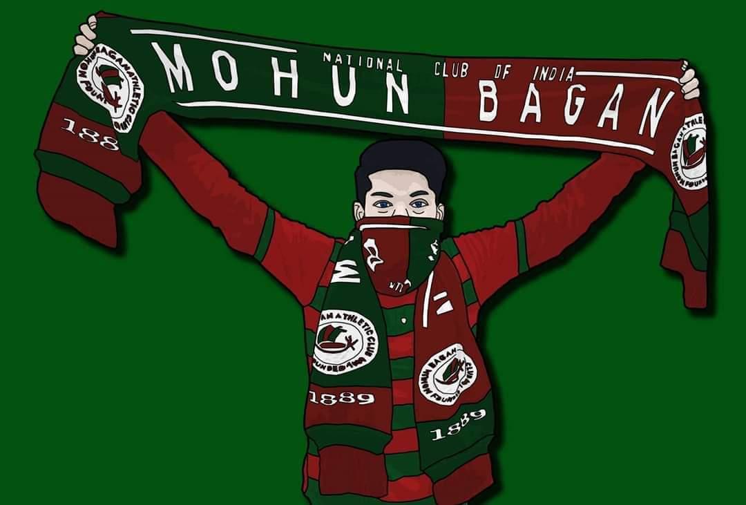 Mohun Bagan thlah nan….