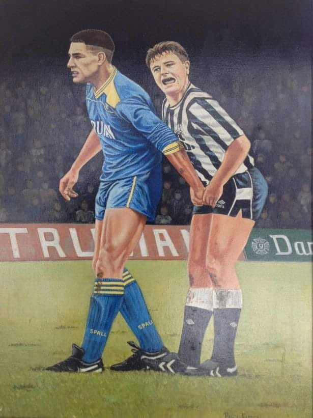 PAUL GASCOIGNE – Part – III
