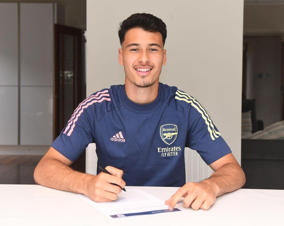 Arsenal – ah Martinelli a nghet