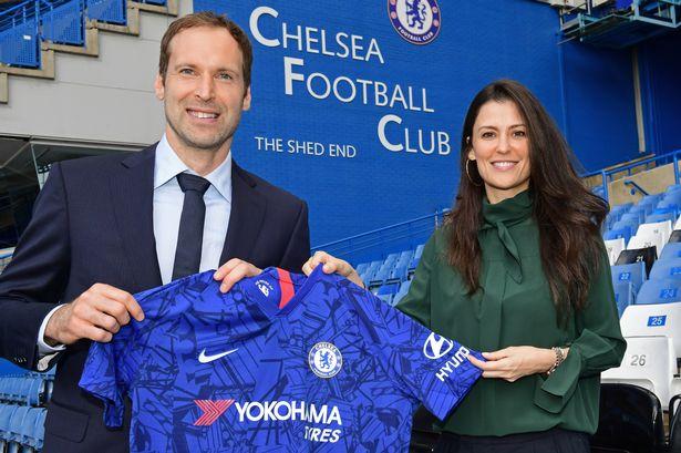 Chelsea thluak bur Marina Granovskaia