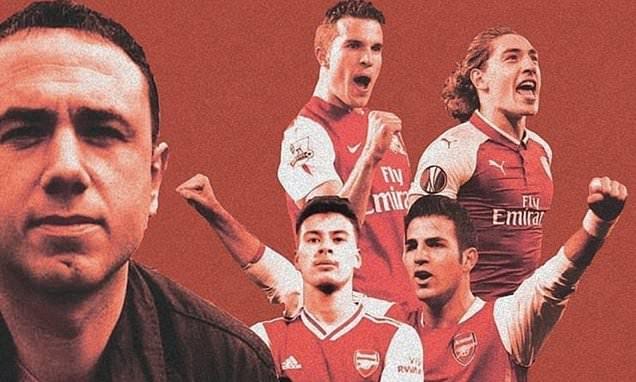 Arsenal – in lunghlu chân