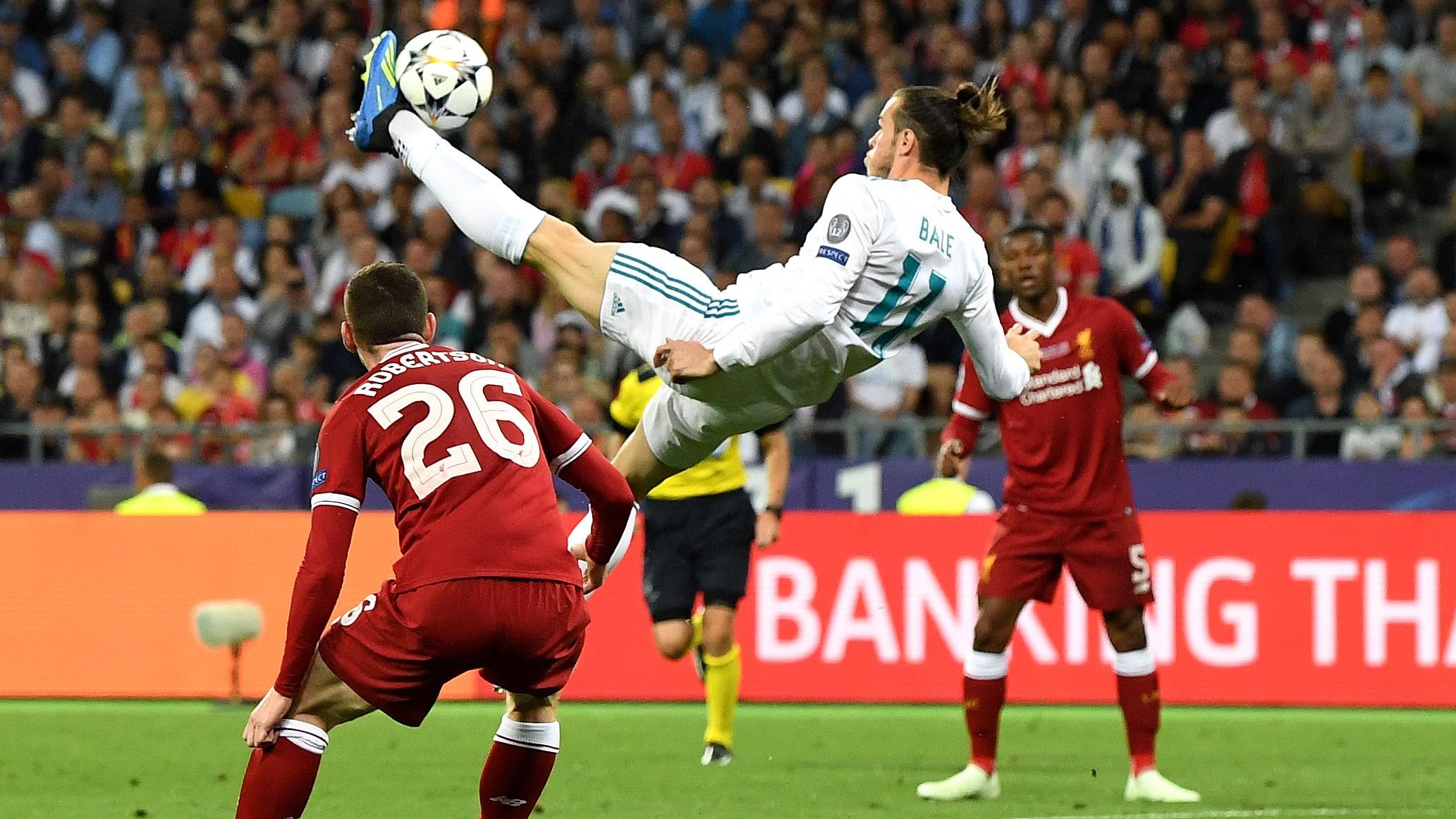 Real Madrid – ah Bale a hlawhchham em ?