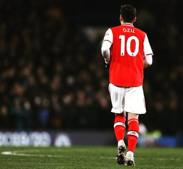 Arsenal – in an enkawl danin Ozil ti hrilhhai