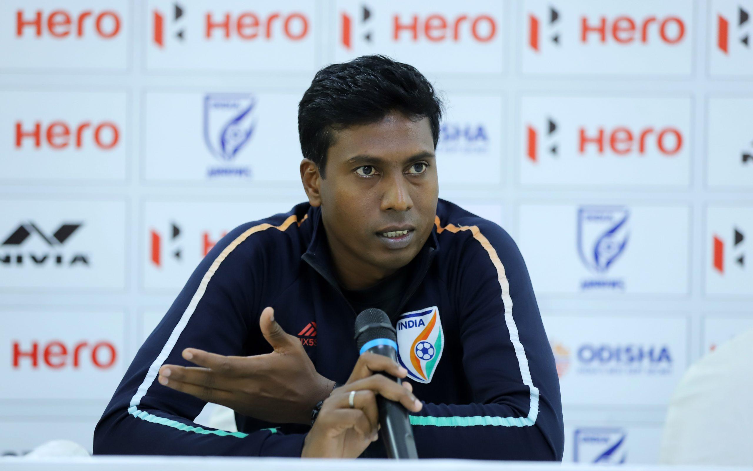 """ISL club te'n ramchhung talent an tipung lo"" – S Venkatesh"