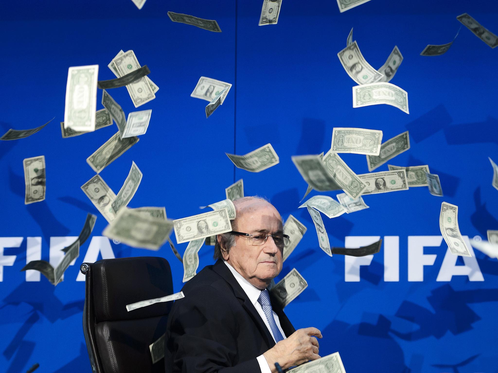 FIFA – in Sepp Blatter lakah thubuai thehlut