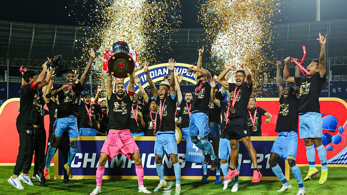 ISL – ah Mumbai City an thiam ber ; Apuia'n mimal lawmman dawng