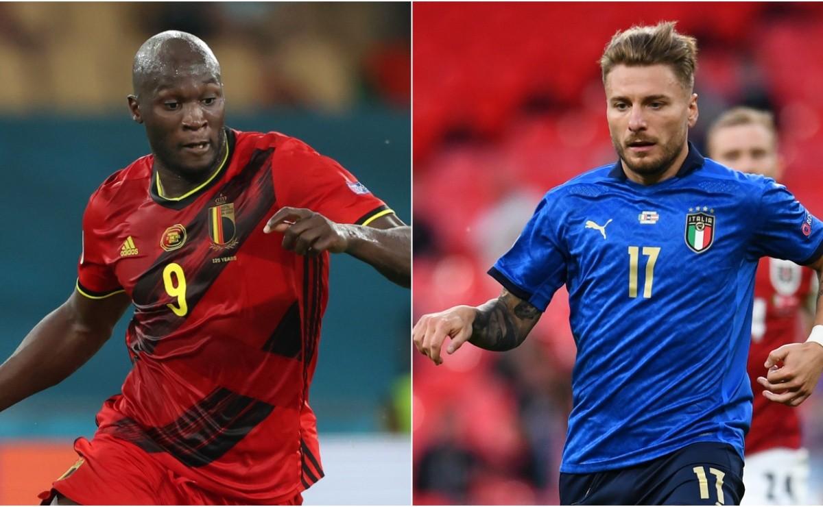 Belgium vs Italy : Roberto pahnih inbeihna