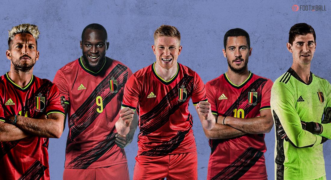 Belgium : Golden Generation an ni meuh em ?