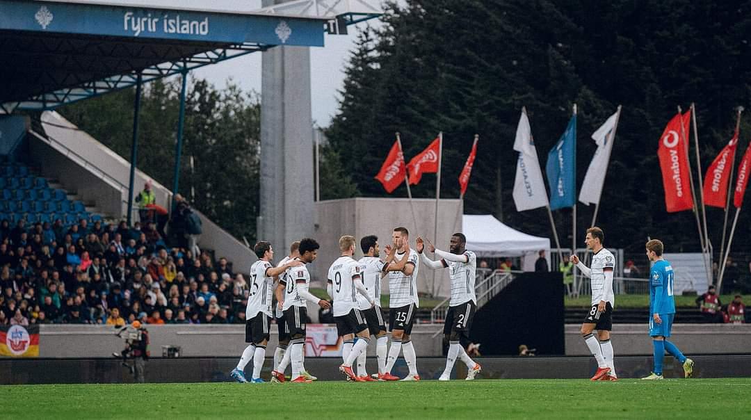 Germany : Vawi 3-ah vawi 3 an chak #FootballKaida